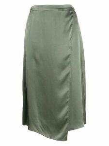 Vince satin skirt - Green