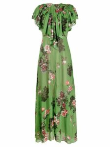 Preen By Thornton Bregazzi Irisa long dress - Green