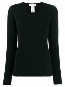 Fabiana Filippi slim-fit jumper - Black