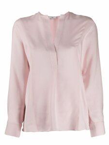 Vince crepe shirt - Pink