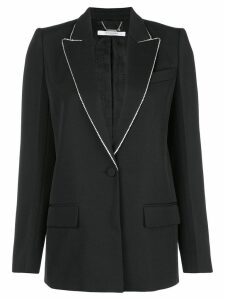 Givenchy embellished lapel blazer - Black