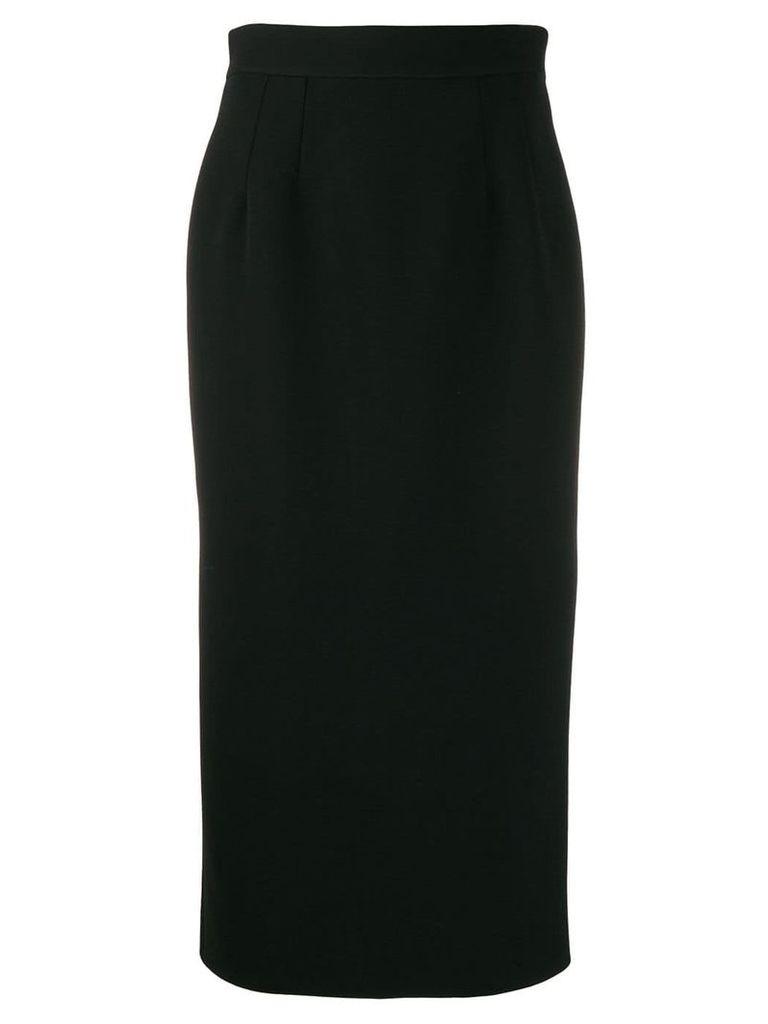 Dolce & Gabbana midi pencil skirt - Black