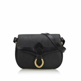 Dior Black Oblique Crossbody Bag