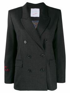 Giada Benincasa Ciao Amore blazer - Grey