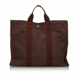 Hermes Brown Fourre Tout Mm