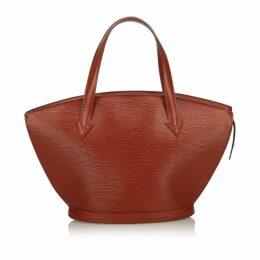 Louis Vuitton Red Epi Saint Jacques Pm Short Strap