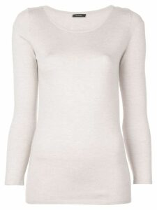 Natori knitted top - Neutrals