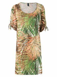 Lygia & Nanny Vestido Shiva Jersey Estampado - Multicolour