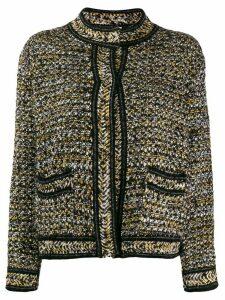 M Missoni boucle tailored jacket - Black