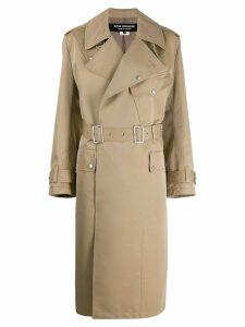 Junya Watanabe trench coat - Neutrals