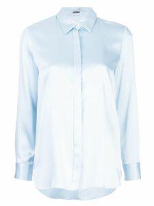 Adam Lippes classic collar shirt - Blue