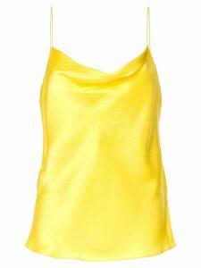 Aje silk blouse - Yellow