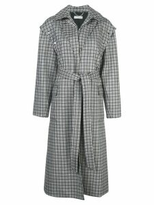 Altuzarra 'Fisher' coat - Grey