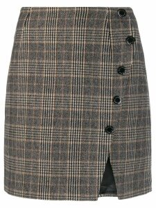 Sandro Paris Nona skirt - Brown