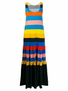 Chinti & Parker colour block shift dress - Blue