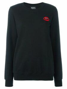 Markus Lupfer 'Anna' sweatshirt - Black