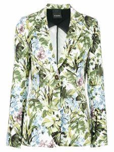 Pinko floral print blazer - Multicolour