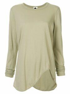 Bassike heritage T-shirt - Green