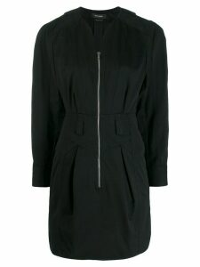 Isabel Marant zip front dress - Black