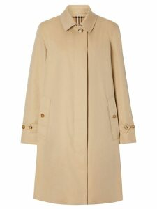 Burberry Gabardine car coat - Neutrals