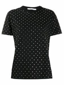 Amen diamanté T-shirt - Black