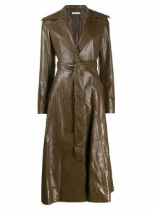 Rejina Pyo long trench coat - Brown
