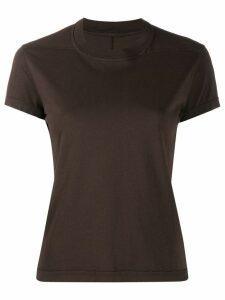 Rick Owens DRKSHDW round-neck T-shirt - Brown