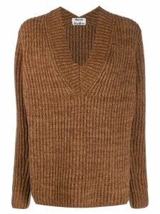 Acne Studios Keborah sweater - Brown
