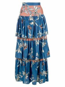 Alexis Honoka skirt - Blue