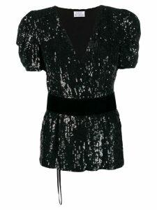 P.A.R.O.S.H. Goody blouse - Black