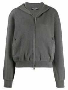 Dolce & Gabbana cashmere hoodie - Grey