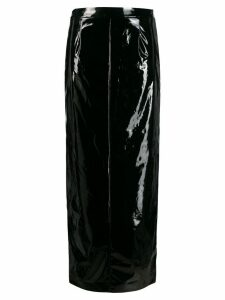 Maison Margiela patent pencil skirt - Black