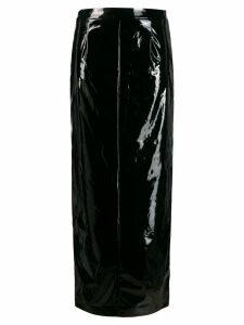 Maison Margiela patent pencil skirt - Black