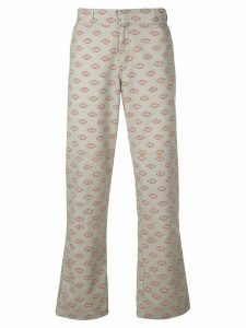 Opening Ceremony x Dickies 1922 trousers - Brown
