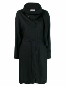 Acne Studios voluminous knee-length dress - Black
