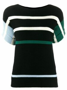 PS Paul Smith striped knit top - Black
