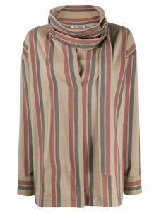 Acne Studios cown neck shirt - Neutrals