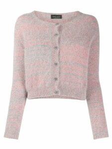 Roberto Collina button up cardigan - Pink