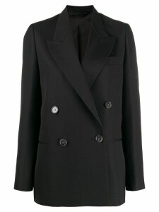 Acne Studios boxy fit blazer - Black