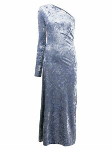Ssheena Waria evening dress - Blue