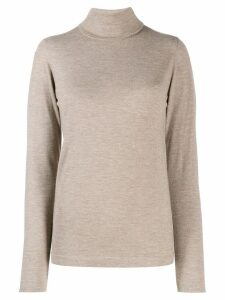Brunello Cucinelli fine knit sweater - Neutrals