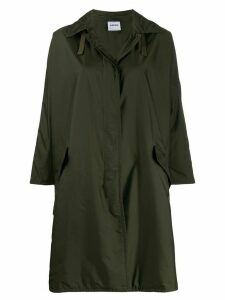Aspesi single breasted coat - Green