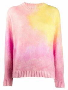 Laneus Varu sweatshirt - Pink