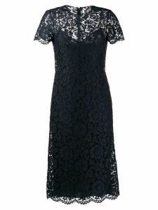 Valentino lace midi dress - Blue