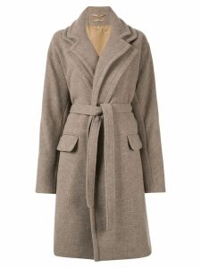 Nehera Carla coat - Brown