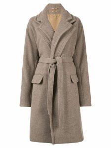 Nehera Carla coat - Brown