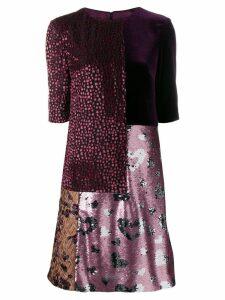 Talbot Runhof i love sequins dress - Pink