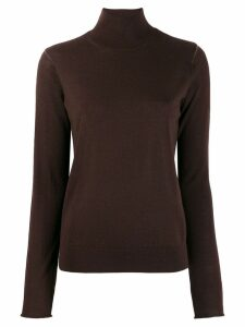 Joseph Turtle neck sweater - Brown