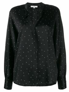 Vince polka-dot blouse - Black