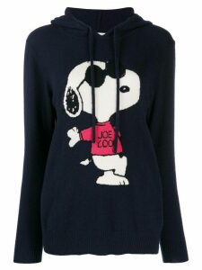 Chinti & Parker cashmere hooded jumper - Blue
